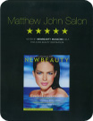 Newbeauty Magazine Cover - Matthew John Salon Five Star Rating